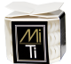 Mi Ti - ABSOLUTE WHITE - Pack of 3